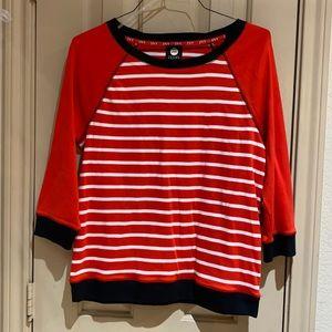 JNY Sport T-shirt/blouse size L
